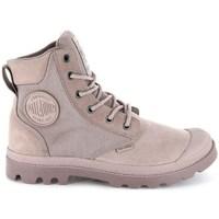 Cipők Női Csizmák Palladium Manufacture Pampa Sport Cuff Wpn Szürke