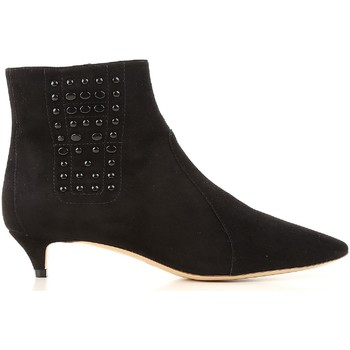 Cipők Női Csizmák Tod's XXW17B0Z770HR0B999 nero