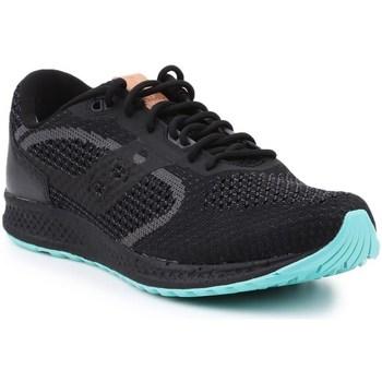 Cipők Férfi Rövid szárú edzőcipők Saucony Shadow 5000 Evr Fekete