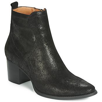 Cipők Női Csizmák Karston APIVA Fekete