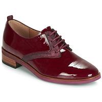 Cipők Női Oxford cipők Karston JINAX Bordó