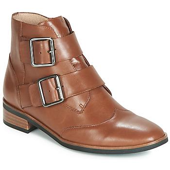 Cipők Női Csizmák Karston JIRONO Barna