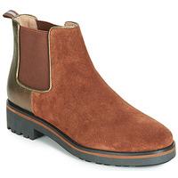 Cipők Női Csizmák Karston ONKIX Barna