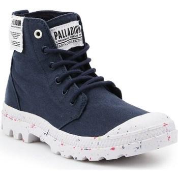 Cipők Női Csizmák Palladium Manufacture HI Organic W Fekete