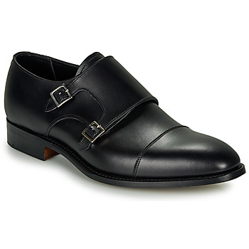 Cipők Férfi Bokacipők Barker FORD Fekete