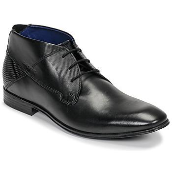 Cipők Férfi Csizmák Bugatti ELVIS Fekete