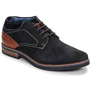 Cipők Férfi Oxford cipők Bugatti SACHA Kék