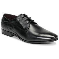 Cipők Férfi Oxford cipők Bugatti GILES Fekete