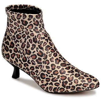 Cipők Női Bokacsizmák Katy Perry THE BRIDGETTE Leopárd