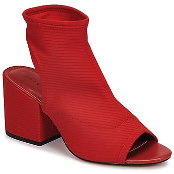 Cipők Női Bokacsizmák Katy Perry THE JOHANNA Piros