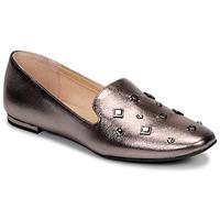 Cipők Női Mokkaszínek Katy Perry THE TURNER Ezüst