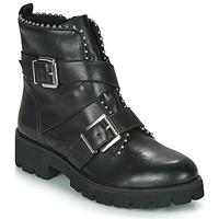 Cipők Női Csizmák Steve Madden HOOFY Fekete
