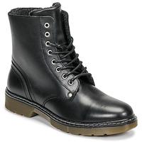 Cipők Lány Csizmák Bullboxer AHC501E6LC-BLBLK Fekete