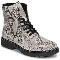 Cipők Lány Csizmák Bullboxer AHC501E6LEOF-WHKB Szürke