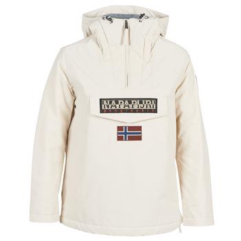 Ruhák Női Parka kabátok Napapijri RAINFOREST WINTER Fehér