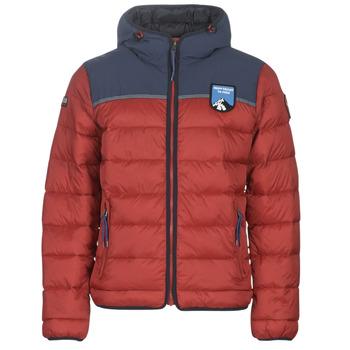 Ruhák Férfi Steppelt kabátok Napapijri ARIC Piros
