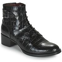 Cipők Női Bokacsizmák Muratti RIESEL Fekete