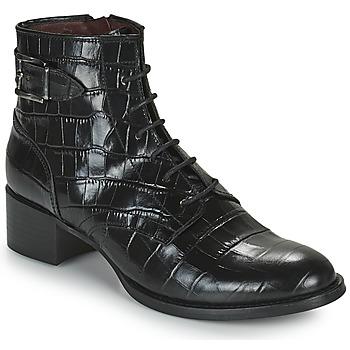 Cipők Női Csizmák Muratti RIESEL Fekete
