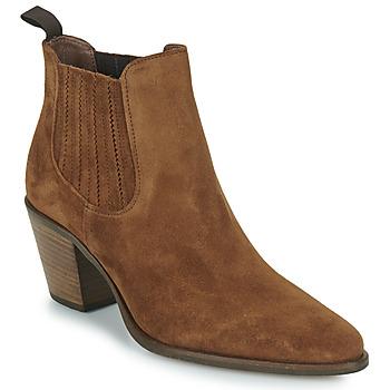 Cipők Női Bokacsizmák Muratti RESEDA Barna
