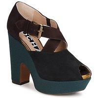 Cipők Női Félcipők Rochas NINFEA Barna / Kék
