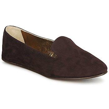 Cipők Női Mokkaszínek Rochas NITOU Barna
