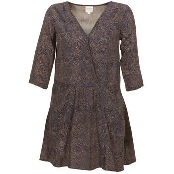 Ruhák Női Rövid ruhák Petite Mendigote CELESTINE Tengerész