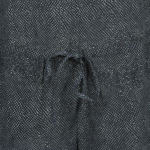 Vásárolja A Legújabbat Női Ruhák Petite Mendigote LOUISON Fekete  / Szürke NY8Suzhu