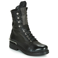 Cipők Női Csizmák Airstep / A.S.98 BRET METAL Fekete