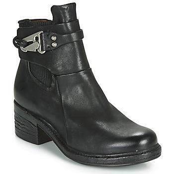 Cipők Női Csizmák Airstep / A.S.98 NOVA 17 CHELS Fekete