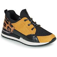 Cipők Női Rövid szárú edzőcipők Remonte Dorndorf R2503-70 Fekete