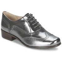 Cipők Női Bőrcipők Clarks HAMBLE OAK Ezüst