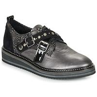 Cipők Női Oxford cipők Regard ROCTALOU V1 MET Szürke