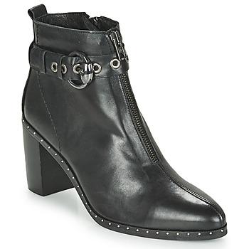 Cipők Női Bokacsizmák Philippe Morvan BAXEL3 V1 MAIA Fekete