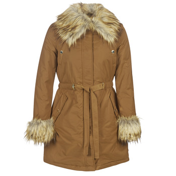 Ruhák Női Parka kabátok Marciano NEW GLAM Konyak