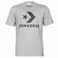 Ruhák Férfi Rövid ujjú pólók Converse STAR CHEVRON Szürke