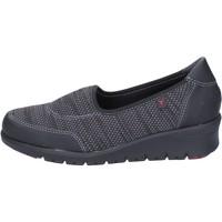 Cipők Női Belebújós cipők Cinzia Imprint Tornacipő BS927 Fekete