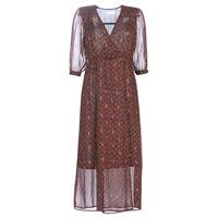 Ruhák Női Hosszú ruhák See U Soon 9221839 Fekete  / Piros