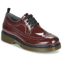 Cipők Lány Oxford cipők Citrouille et Compagnie LOUPIOTTE Bordó