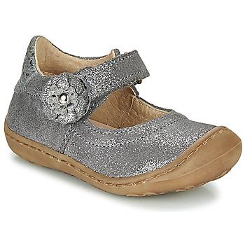 Cipők Lány Balerina cipők  Citrouille et Compagnie LASKIMA Szürke