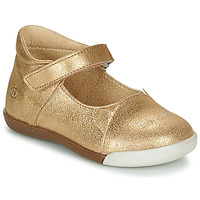 Cipők Lány Balerina cipők / babák Citrouille et Compagnie LAKALA Arany