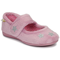 Cipők Lány Mamuszok Citrouille et Compagnie LAFIFOU Rózsaszín