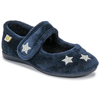 Cipők Lány Mamuszok Citrouille et Compagnie LAFIFOU Tengerész