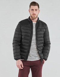Ruhák Férfi Steppelt kabátok Oxbow L2JUNCO Fekete