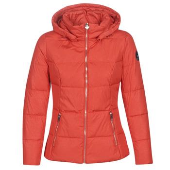 Ruhák Női Steppelt kabátok Les Petites Bombes W19V8503 Piros