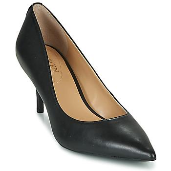 Cipők Női Félcipők Lauren Ralph Lauren LANETTE Fekete