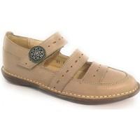 Cipők Lány Oxford cipők & Bokacipők Colores 23892-24 Bézs