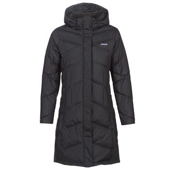 Ruhák Női Steppelt kabátok Patagonia W'S DOWN WITH IT PARKA Fekete
