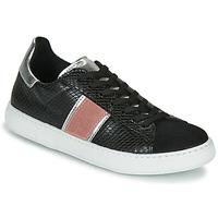 Cipők Női Rövid szárú edzőcipők Yurban LIEO Fekete
