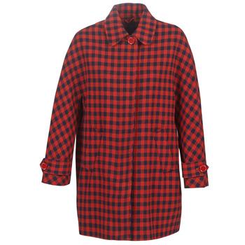 Ruhák Női Kabátok Benetton SIDUDEL Barna / Sokszínű