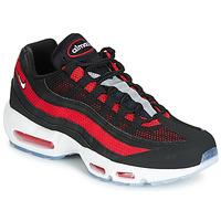 Cipők Férfi Rövid szárú edzőcipők Nike AIR MAX 95 Fekete  / Piros